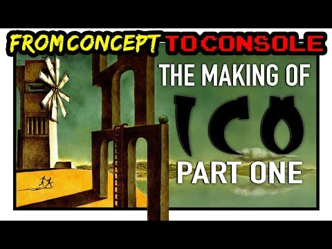 Ico - Making a Masterpiece - Part 1 - From Concept to Console