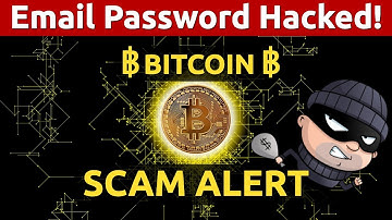 Email Password Hacked Bitcoin Ransom Blackmail
