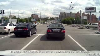 Подборка аварий на видеорегистратор 158 - Car Crash compilation 158 [18+]