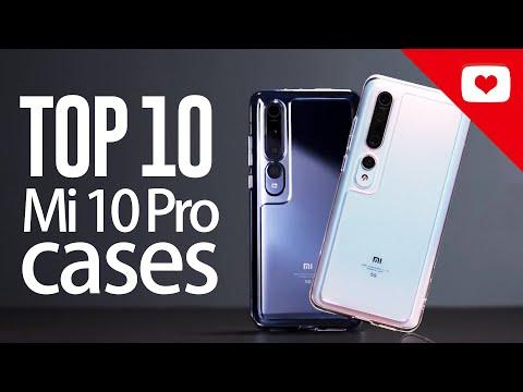 【Part #1】TOP 10 Xiaomi Mi 10 Pro Case / Xiaomi Mi 10 Cases