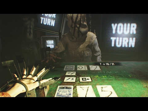 Resident Evil 7 Banned Footage Vol 2 - 21 Survival Mode Full game