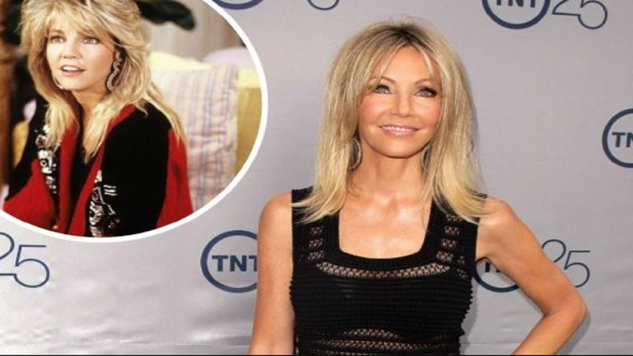 Download Sad News, Its With Heavy Heart We Report About Heather Locklear Tragic Life After End of 'Dynasty'