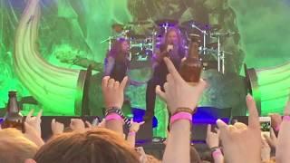Amon Amarth - First Kill | Gefle Metal Festival 2017