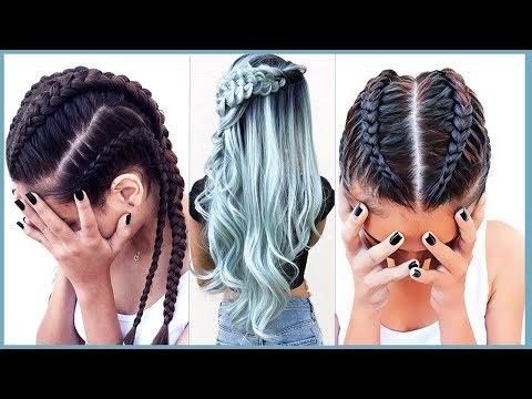 ✦ New! Amazing Braids Hairstyles 2017 | Easy Braids Tutorial Compilation