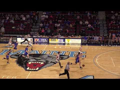 Hermon Hawks Varsity Boys vs John Bapst Memorial High School Highlights