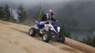 2015 Yamaha Raptor 700R First Test