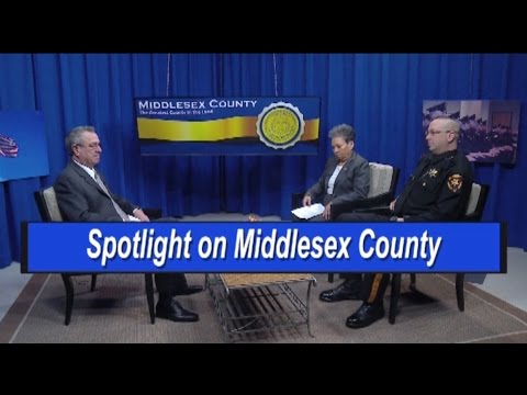 Spotlight on Middlesex County March 2017: Office of the Sheriff - Serving Our Community and Keeping