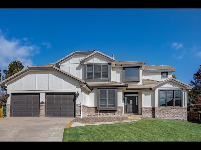 7455 Fairway Lane The Pinery Parker Colorado For Sale