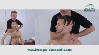 Manipulations du rachis cervical en ostéopathie structurelle
