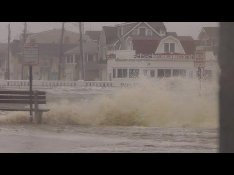 Manasquan Inlet-Hurricane Sandy