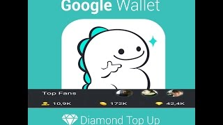 Cara Mudah Dapatkan Diamond di Bigo Live