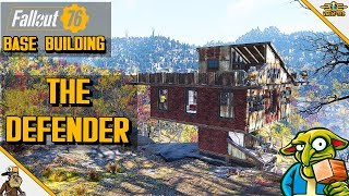 Fallout 76 base building - The Defender (Fallout 76 Building)