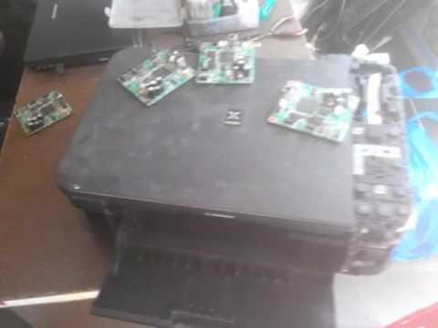 Canon Mp 287 Printer Logic Card Problem Repairing Youtube