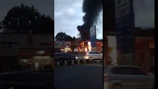 Download Video SPBU Jambu Dua Bogor Terbakar MP3 3GP MP4