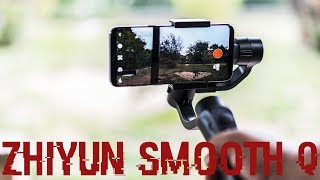 Zhiyun smooth Q test et avis final