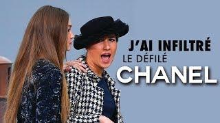 J'AI INFILTRÉ LE DÉFILÉ CHANEL