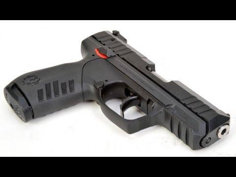RUGER SR22 .22LR HANDGUN FOR SELF DEFENSE, CONCEALED CARRY ...