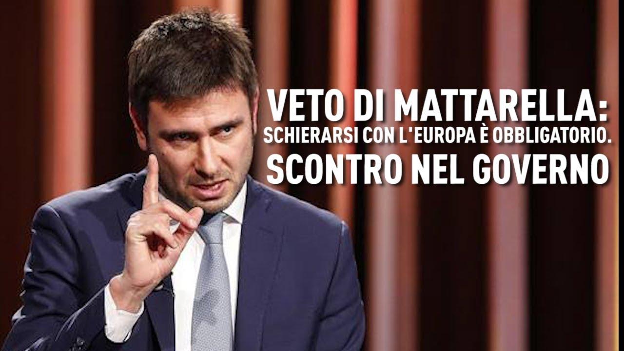 PTV News - 5.02.19 - Veto di Mattarella: schierarsi con l'Europa è obbligatorio. Scontro nel governo