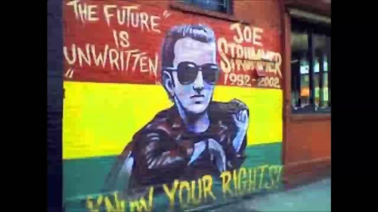 Joe Strummer - Soundtrack Album 'The Future Is Unwritten ...