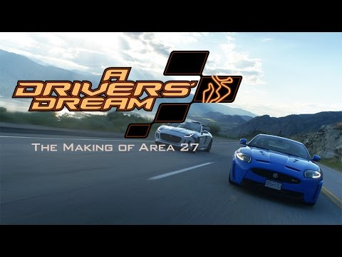 A Drivers' Dream: The Making of Area 27 - Episode 1 - The Dream