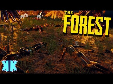 The Forest | LET THE BODIES HIT THE FLOOR! | Update 0.47 Gameplay | #53