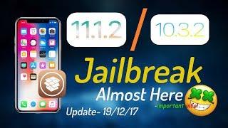ios 11.1.2 jailbreak Released | ios 10.3.3 jailbreak 32bit / 64bit Almost Developed!!!
