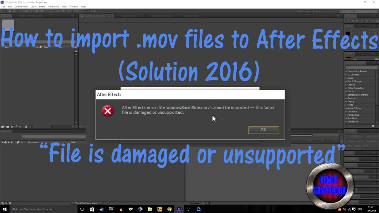 adobe after effects source files free download