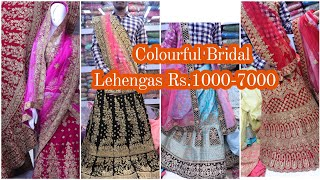 Wholesale price Bridal Lehengas/ Lehengas Collections from 1000 - 10000
