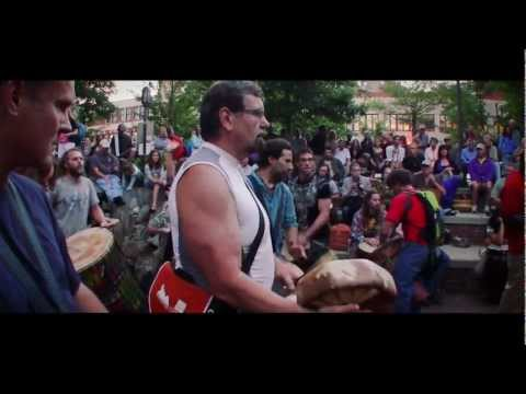 The Drum Circle - Asheville, NC