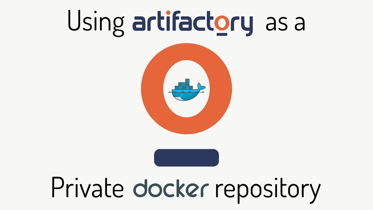 [Webinar] Artifactory Docker Integration Webinar