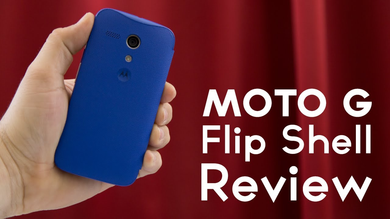huge discount 96593 74ff6 Moto G Flip Shell And Shell Review
