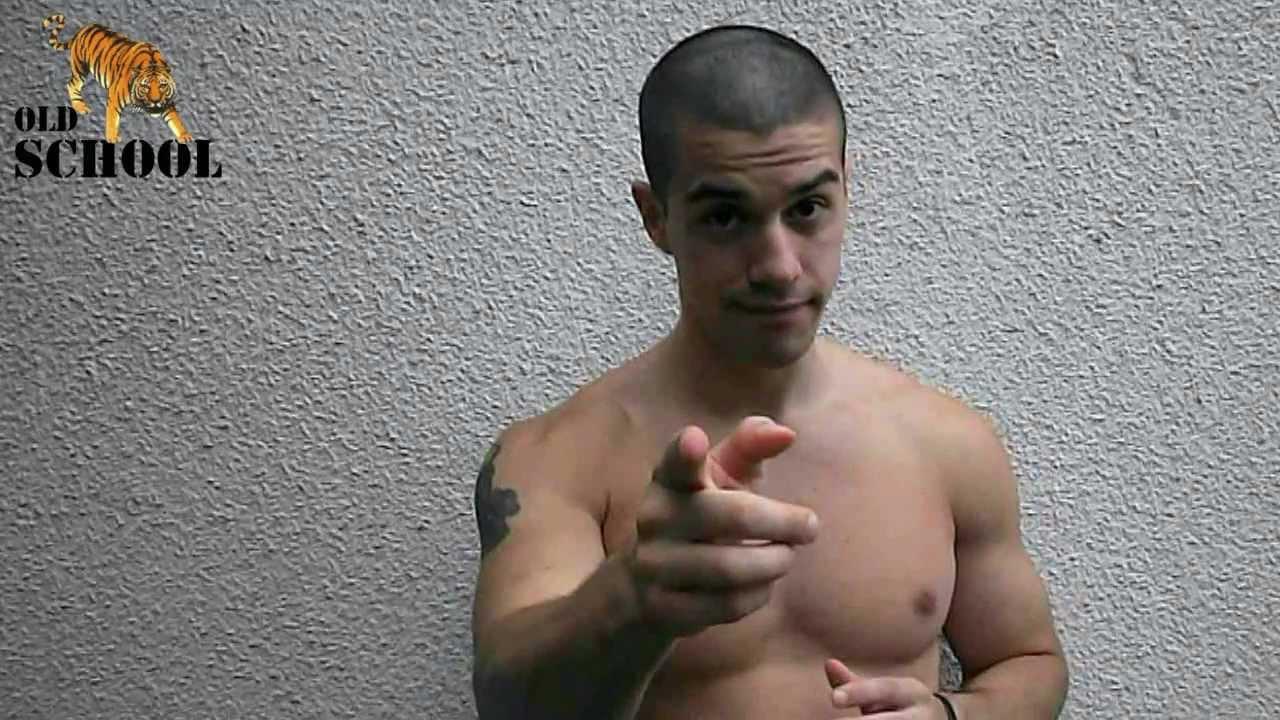 scrawny russian lad