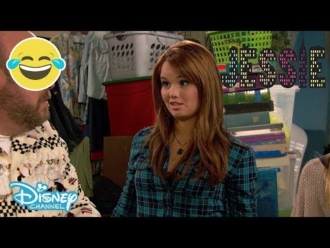 Jessie | Bertram... You're a Hoarder 😱 | Disney Channel UK