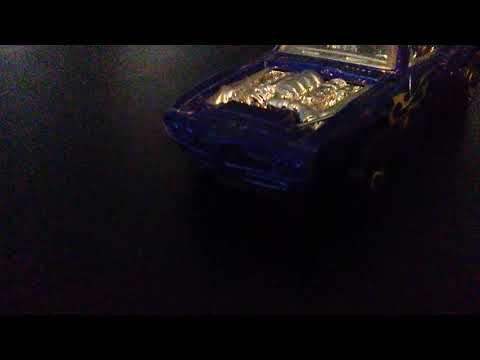 Review- hotwheels custom Pontiac firebird