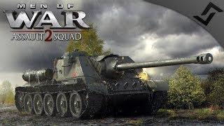 Three Nations, One Goal SU-100 Beast - 3v3 Robz Mod - Men of War: Assault Squad 2 Multiplayer