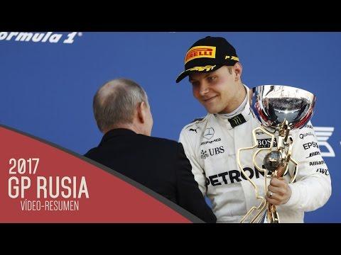 Resumen Del GP De Rusia - F1 2017