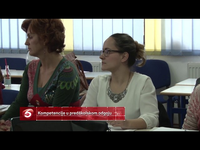 Kompetencije u predškolskom odgoju