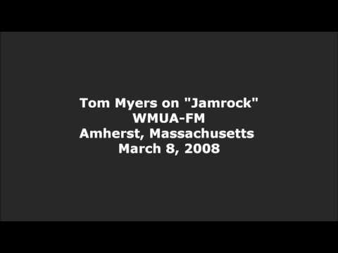 Tom Myers WMUA Interview 2008