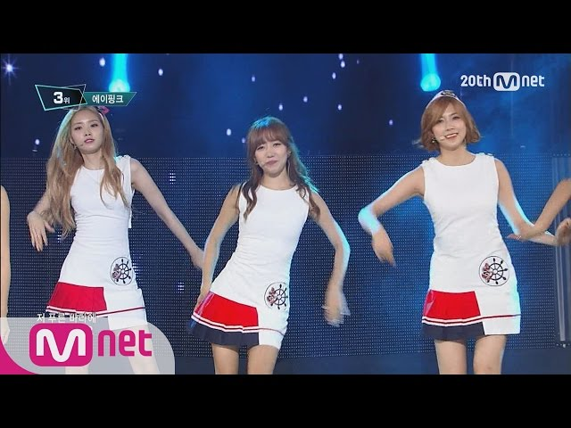 Apink(에이핑크) - 'Remember' M COUNTDOWN 150723 EP.434