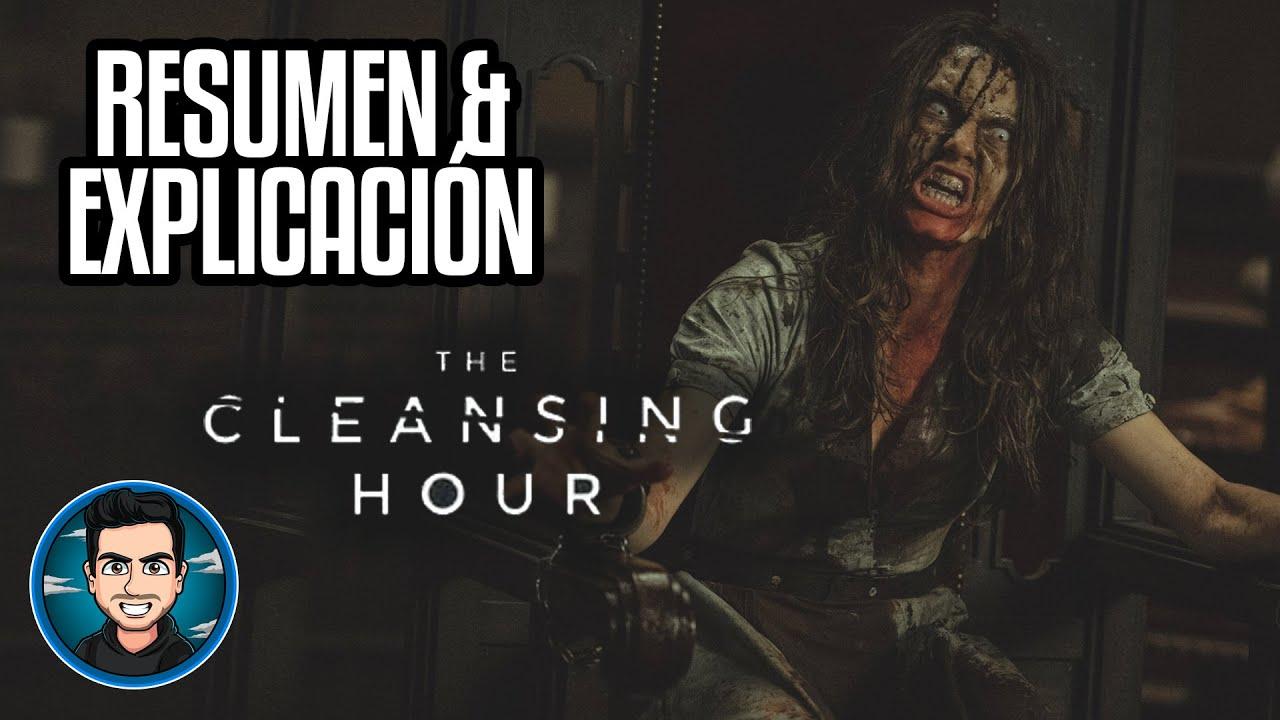 Download Resumen Y Explicacion Proyecto Exorcismo (The Cleansing Hour - 2019)