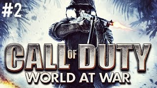 Call of Duty: World at War - cała kampania #2