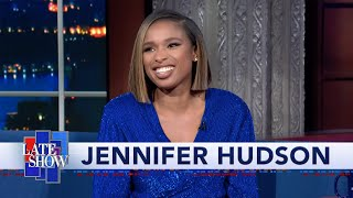 Jennifer Hudson Shares The Plot Of Cats (Hint: The Songs Explain Everything)