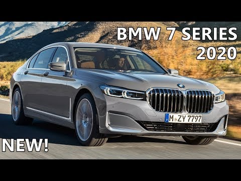 2020 Bmw 7 Series Official Youtube