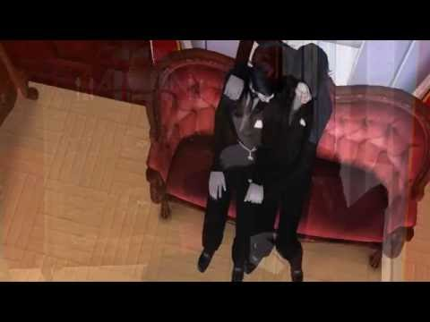 Sims 2- Claude alone at home( Yaoi including ) ( for Claude )