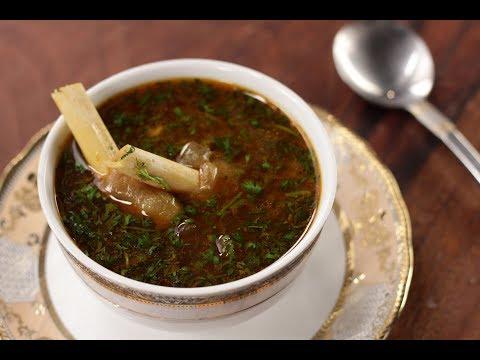 Paya Soup | Sanjeev Kapoor Khazana