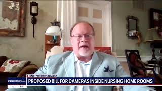 Sen. Runestad joins FOX 2 to discuss bill allowing cameras in nursing homes