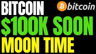 """Bitcoin Is Soon To """"Take Off"""" Towards $100,000! 