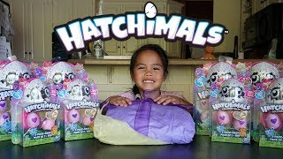 Hatchimals CollEGGtibles Season 2! *Gifted By Hatchimals*