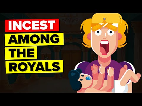 When Royal Inbreeding Went Horribly Wrong (And Other Royal Family Stories)