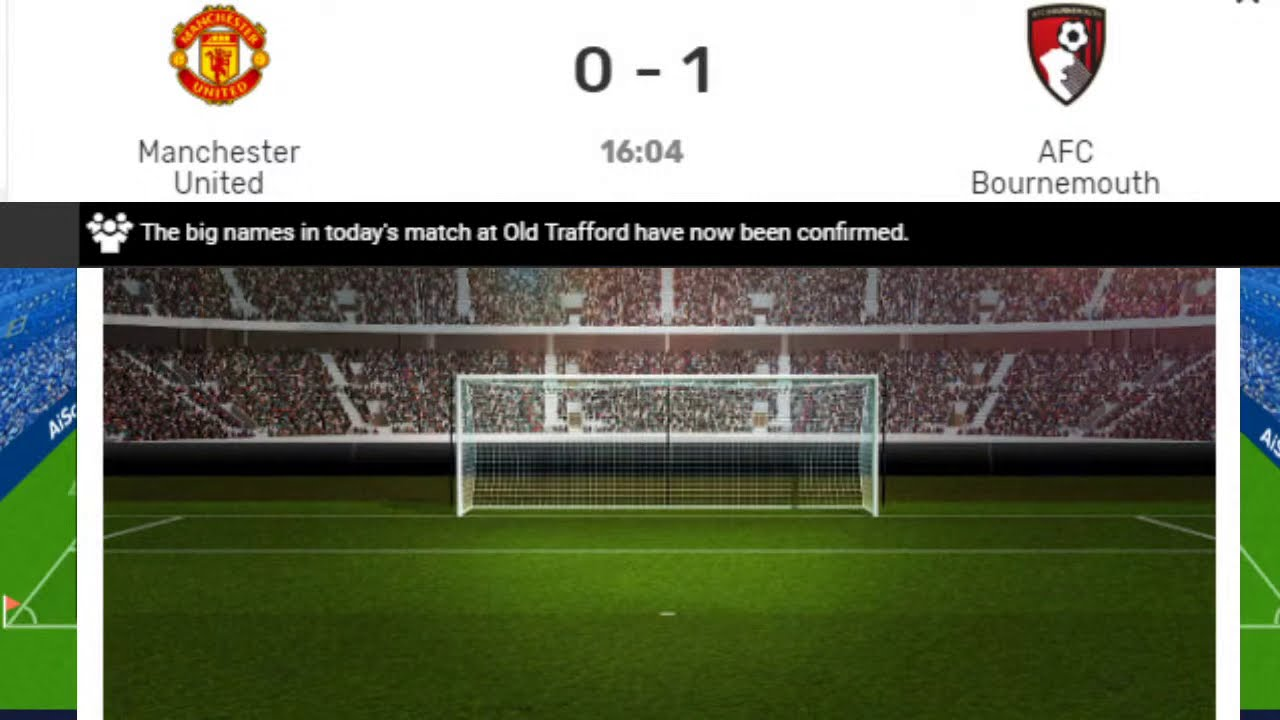 Manchester United vs. Bournemouth: Live stream, start time, how to ...